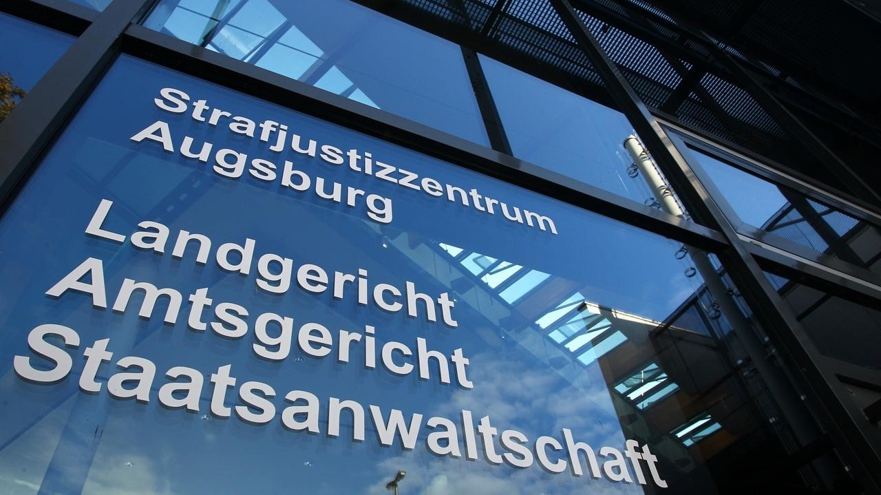 Amtsgericht, Landgericht Augsburg