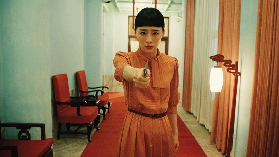 """Nina Wu""-Filmszene"