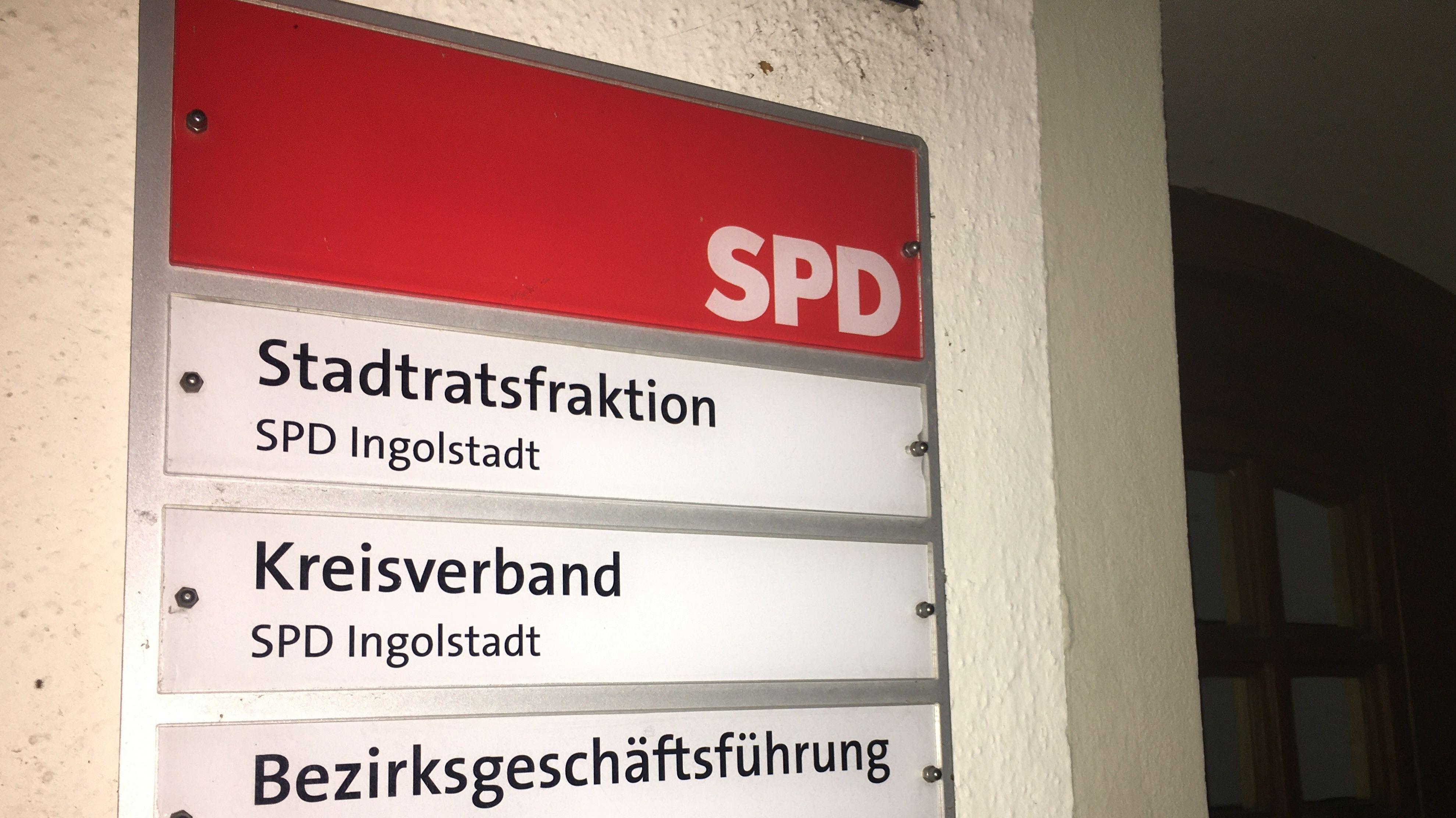 SPD-Vorstandssitzung in Ingolstadt hinter verschlossenen Türen