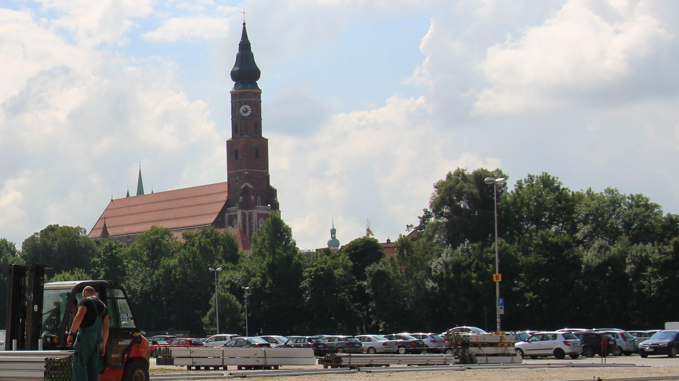 Der Hagen in Straubing