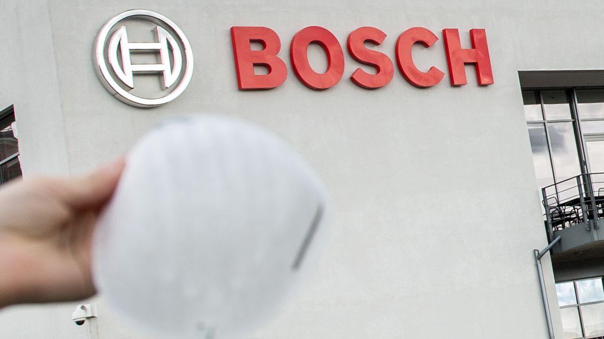 Wegen der Corona-Krise schickt Bosch 1.400 Mitarbeiter in Bamberg in Kurzarbeit.
