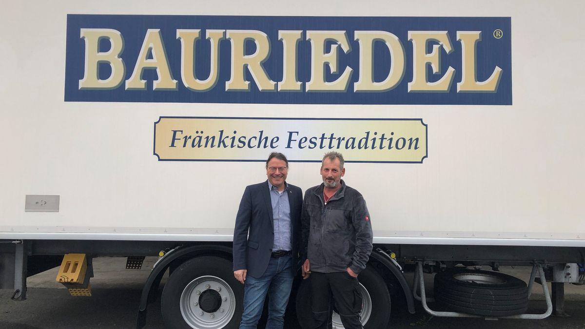 Norbert und Dieter Bauriedel