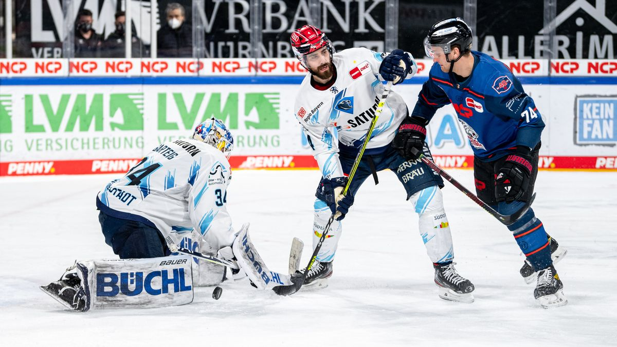 ERC Ingolstadt - Nürnberg Ice Tigers