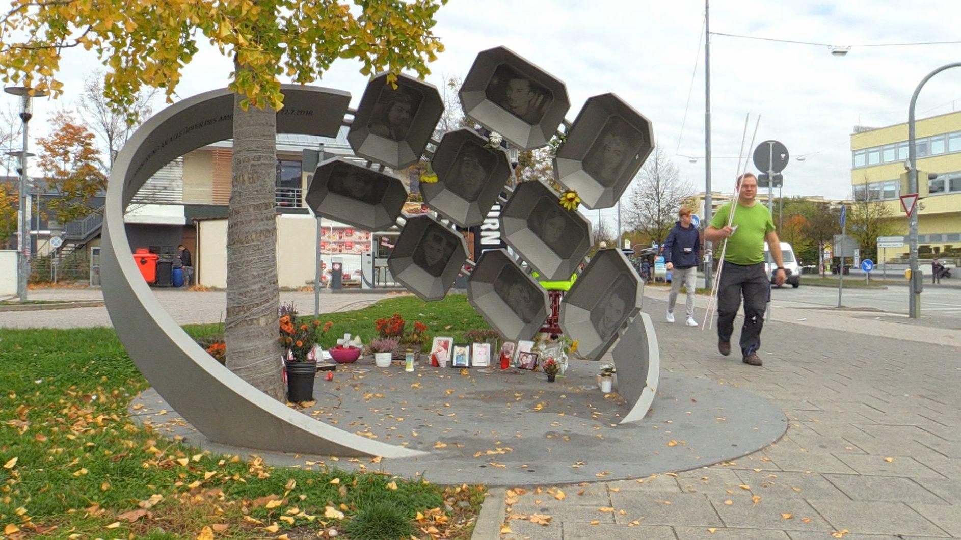 Gedenken an OEZ-Attentat