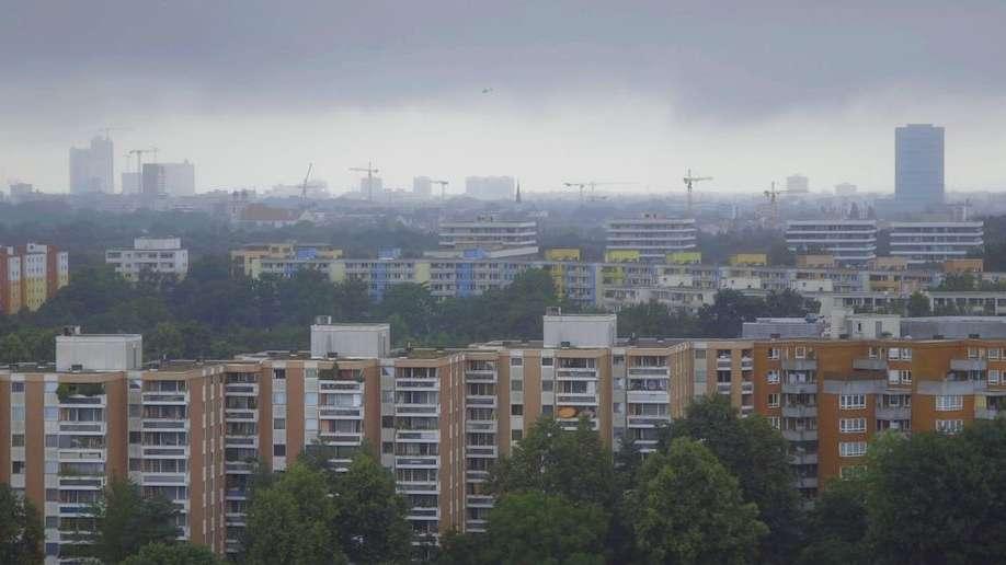 Wohnen in Neuperlach