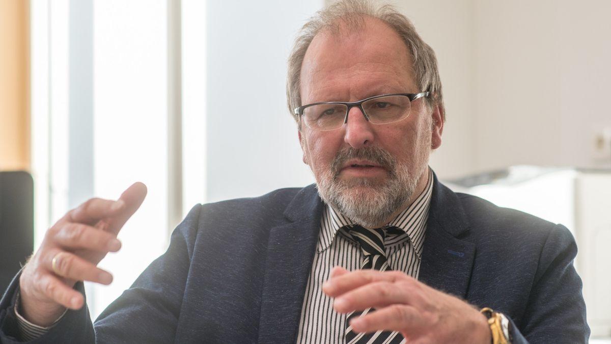 Heinz-Peter Meidinger, Präsident des Deutschen Lehrerverband
