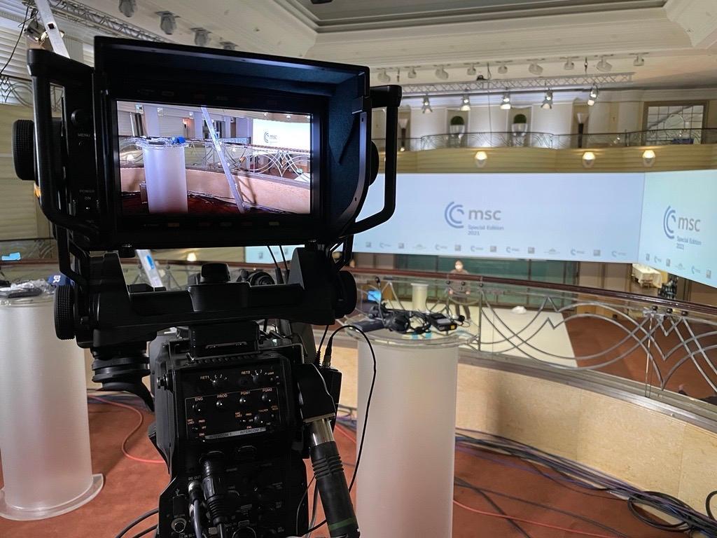 Münchner Sicherheitskonferenz - MSC Special Edition 2021