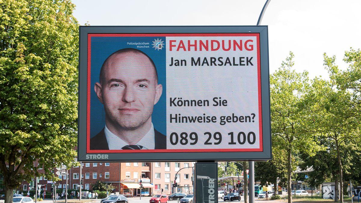 13.08.2020, Hamburg: Ein Fahndungsaufruf nach Jan Marsalek, Ex-Vertriebsvorstands des Dax-Konzerns Wirecard