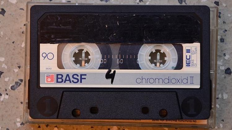 Das Original-Mixtape mit dem gesuchten Song