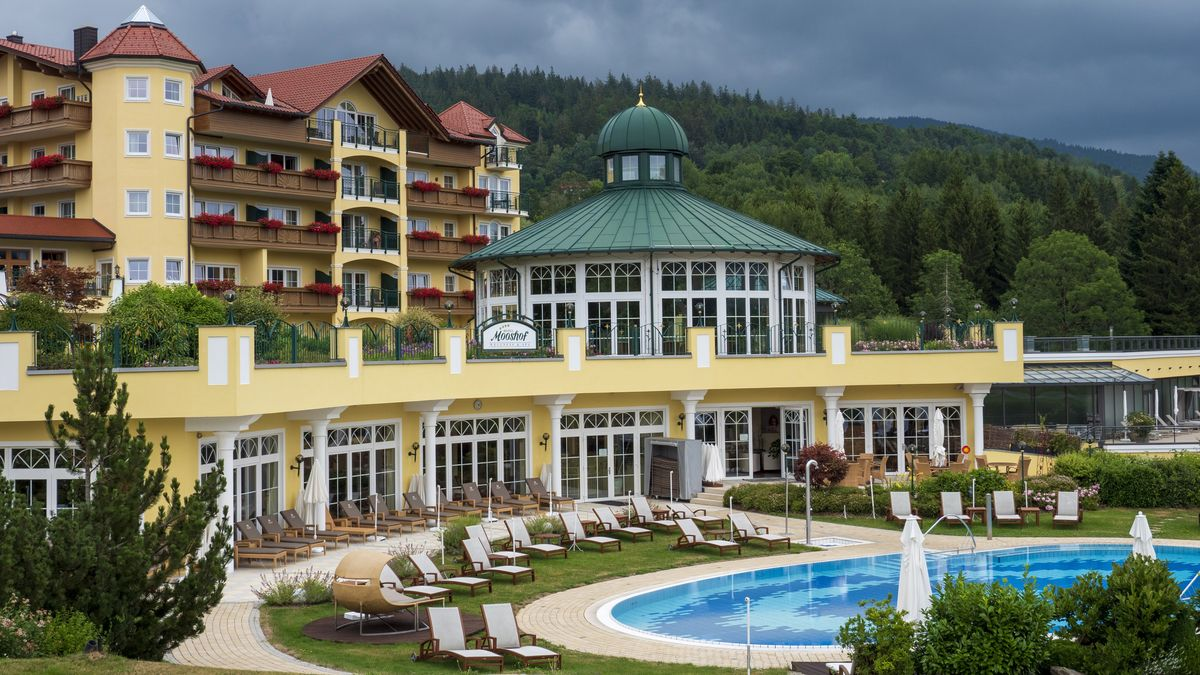 Ein leeres Hotel im Bayerischen Wald (Symbolbild)
