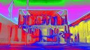 Thermobild des Bundeskanzleramtes | Bild:dpa-Bildfunk