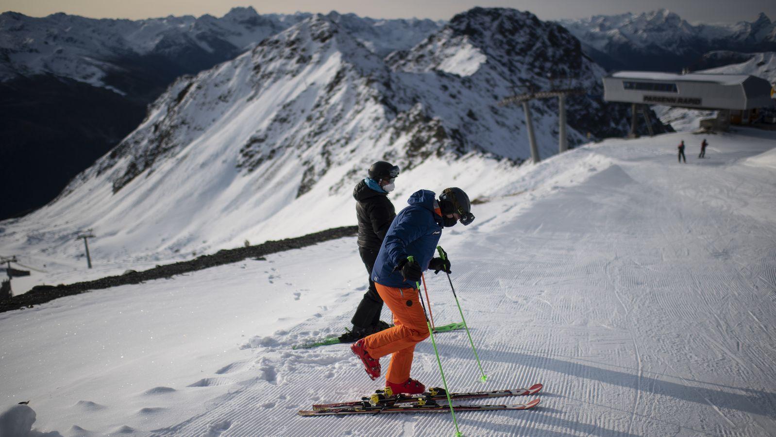 Österreich wehrt sich gegen Corona-Ski-Lockdown