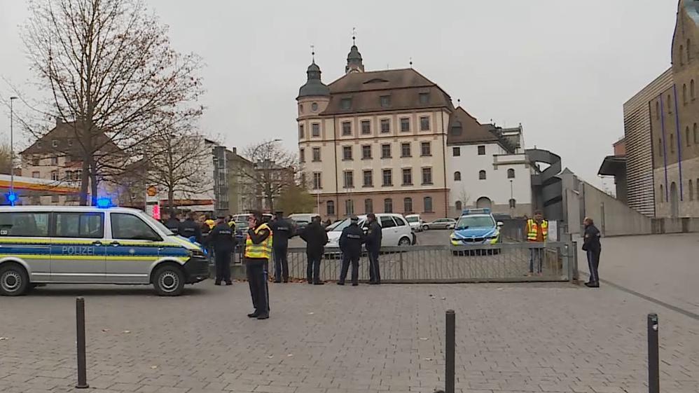 Polizeieinsatz Kulturspeicher
