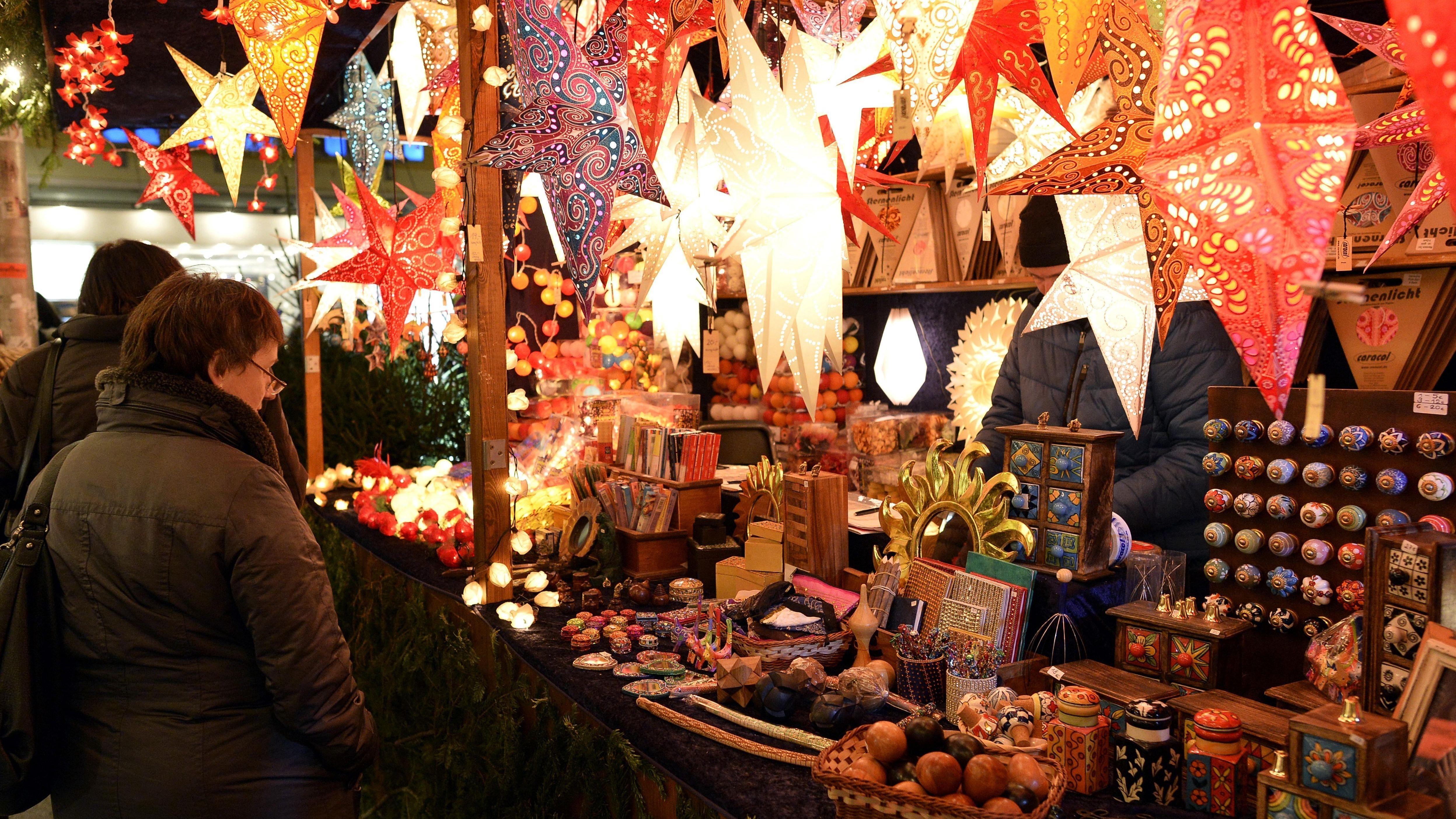 Weihnachtsmärkte in Unterfranken