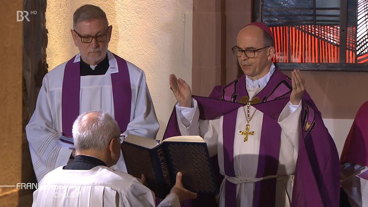 Aschermittwoch: Gottesdienst mit Würzburgs Bischof Franz Jung