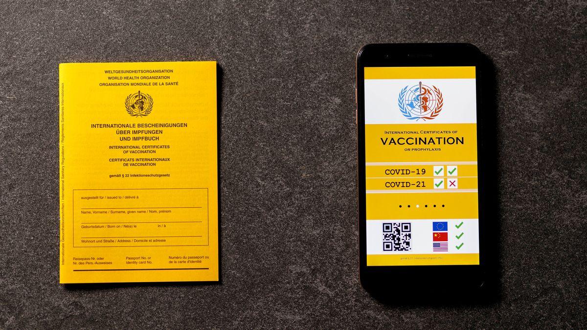 Ibm Soll Deutschen Digital Impfpass Entwickeln Br24