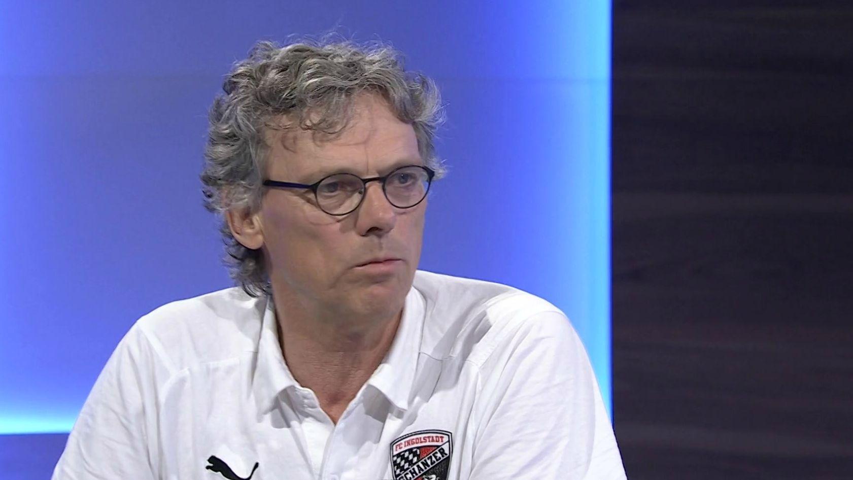 Michael Henke zu Gast in Blickpunkt Sport