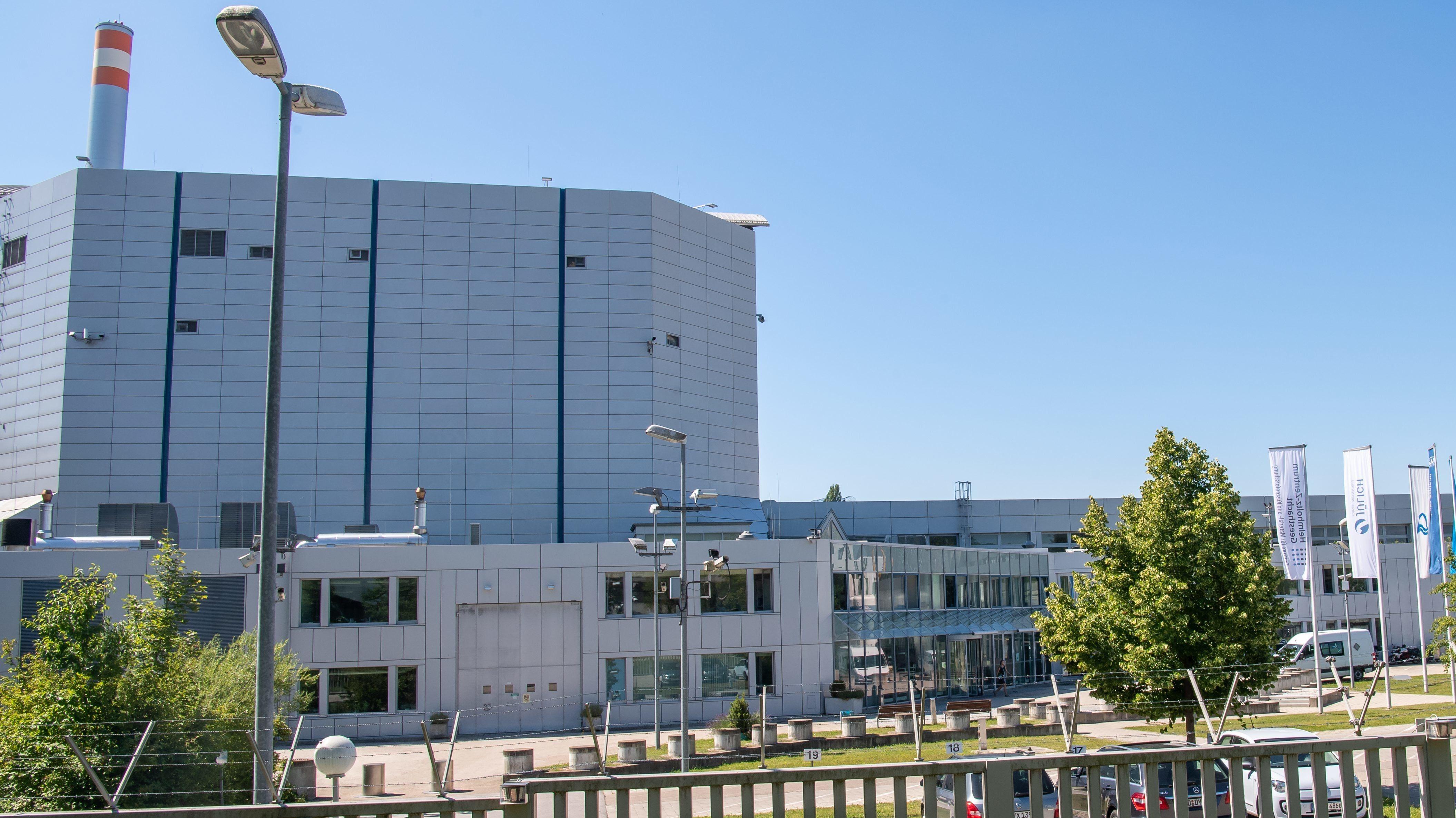 Der Forschungsreaktor München II