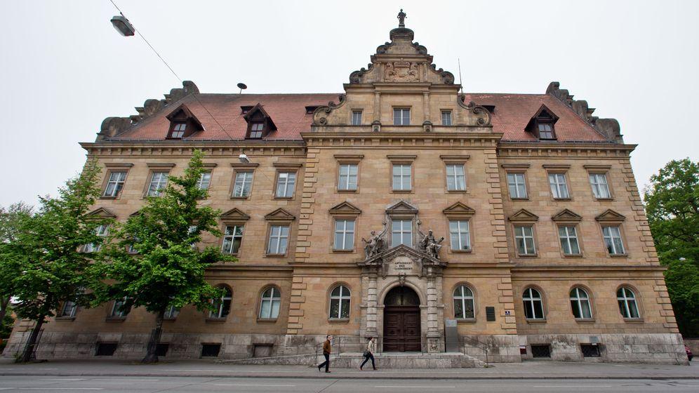 Das Regensburger Landgericht | Bild:pa/dpa/Daniel Karmann