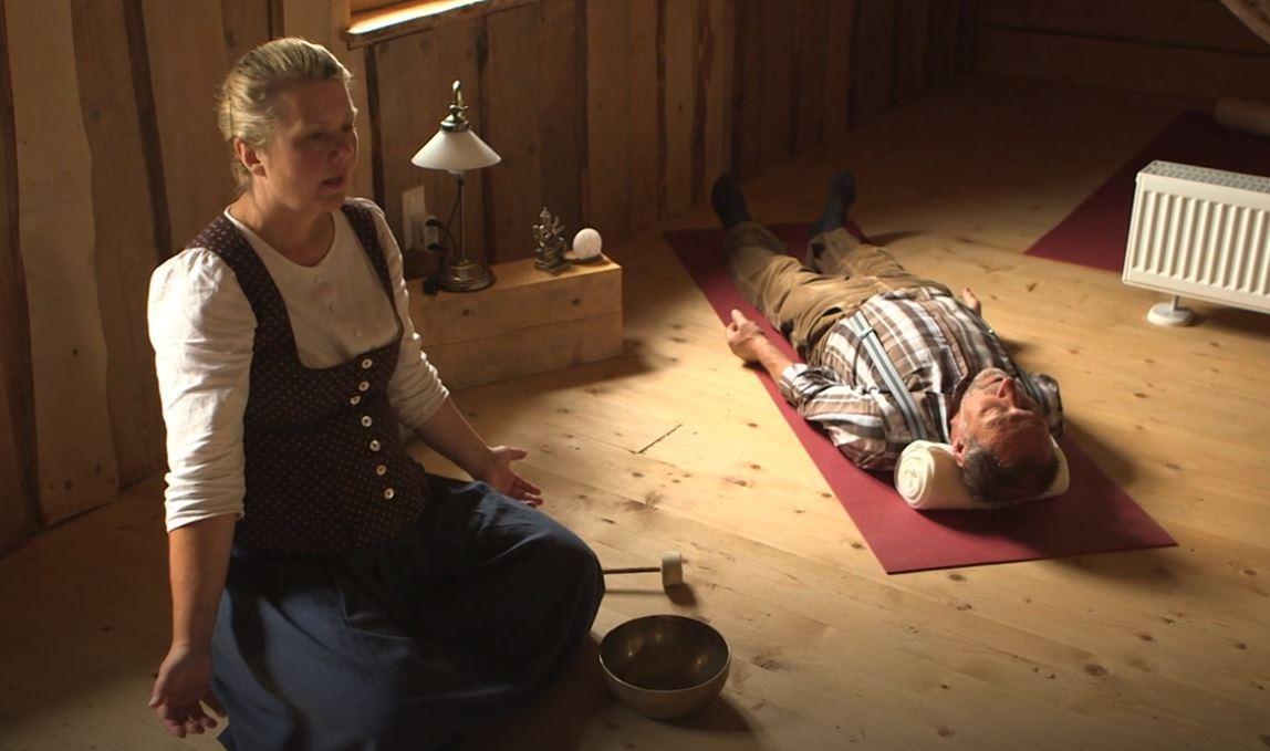 Entschleunigung: Meditation auf dem Bauernhof