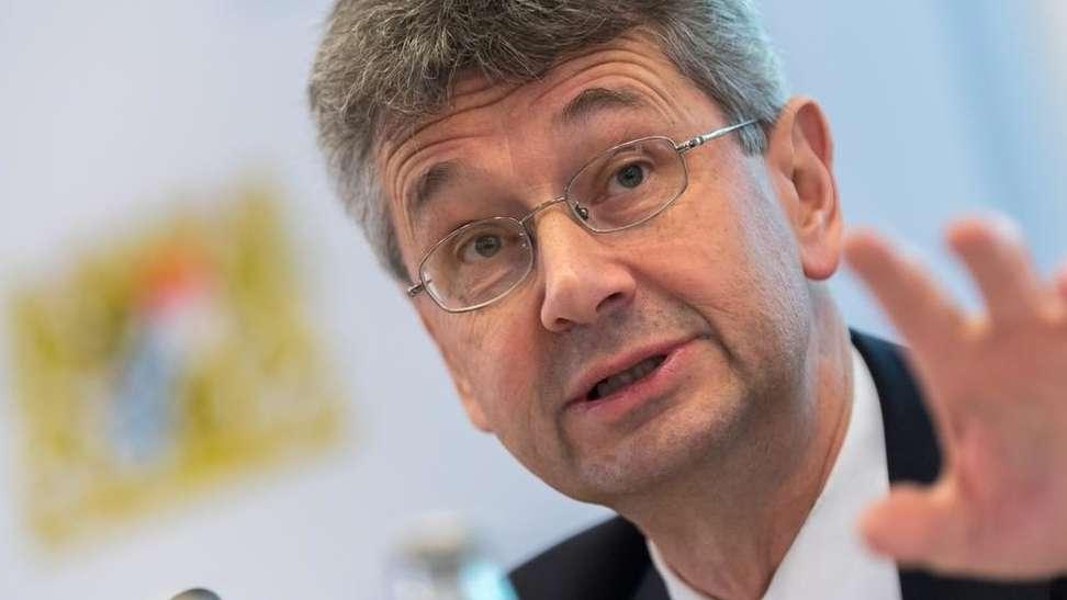 Kultusminister Michael Piazolo (FW)