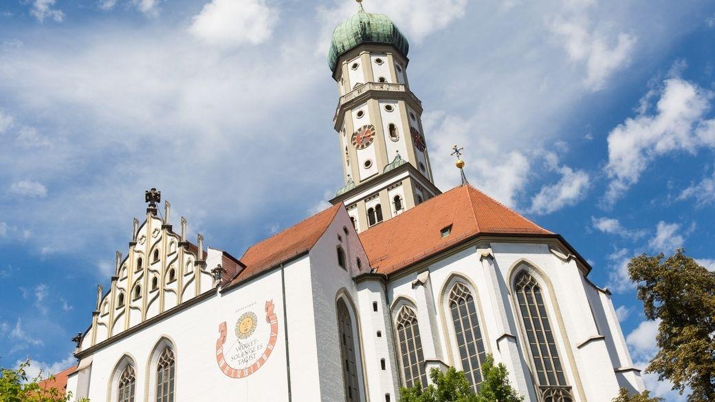 St. Ulrich und Afra Augsburg