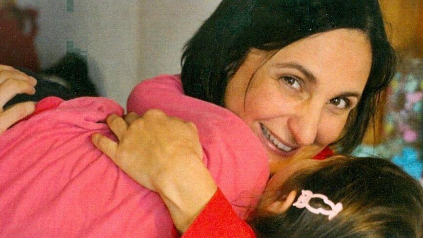 Tanja G. mit Tochter Malena