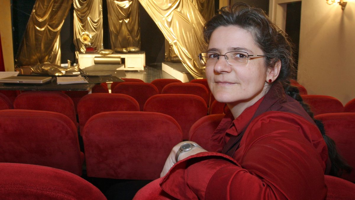 Anne Maar, Leiterin des Fränkischen Theaters Schloss Maßbach
