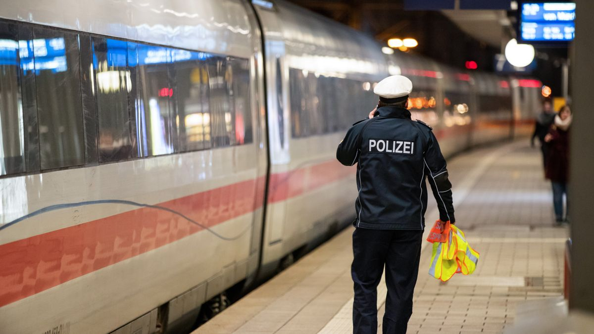 Am Nürnberger Hauptbahnhof wurden 2020 189 Gewaltdelikte registriert