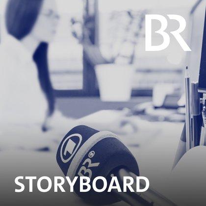 Podcast Cover Storyboard - Unsere Reporter und ihre Geschichten | © 2017 Bayerischer Rundfunk