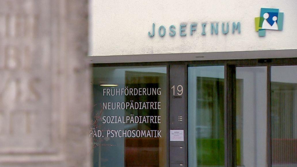 Das Sozialpädiatrische Zentrum soll bis Februar komplett ans Josefinum umziehen.