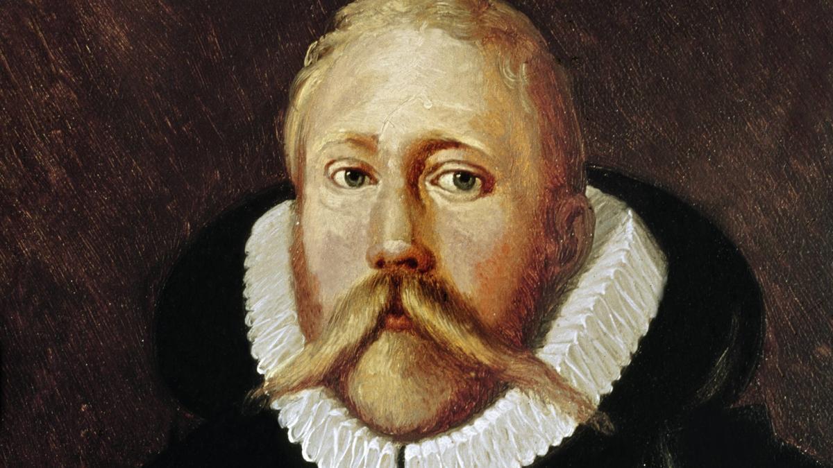 Portrait von Tycho Brahe