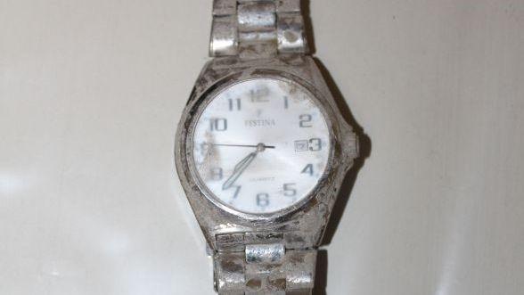 Armbanduhr von Festina.