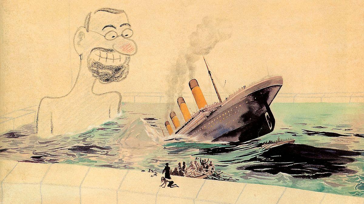 Titanic, Ausgabe Nr. 11/November 1979.