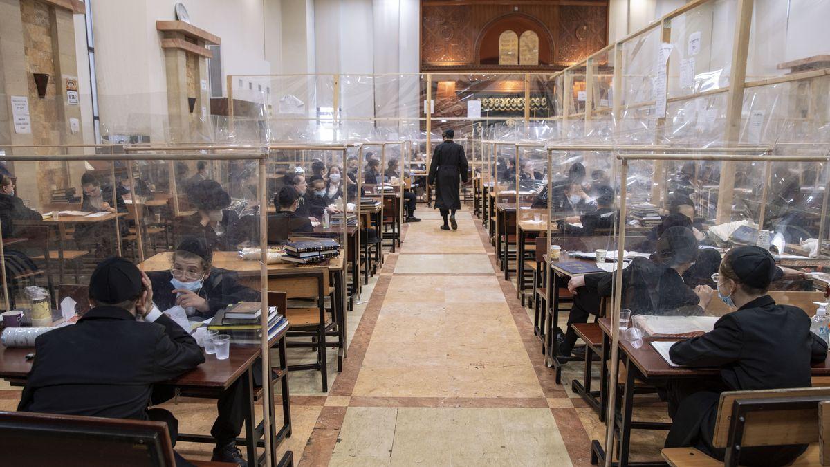 Studieren in einer ultra-orthodoxen Gemeinde während Corona