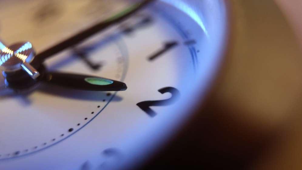 Das EU-Parlament hat für die Abschaffung der Zeitumstellung gestimmt | Bild:dpa-Bildfunk