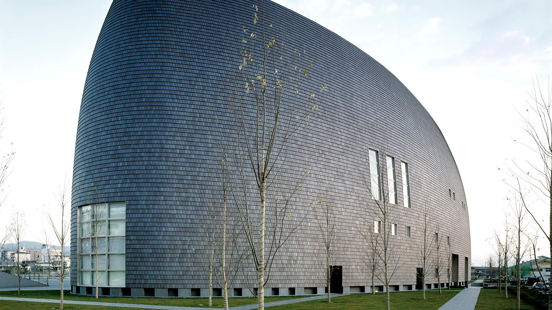 Centennial Hall im japanischen Nara (1992-1998)