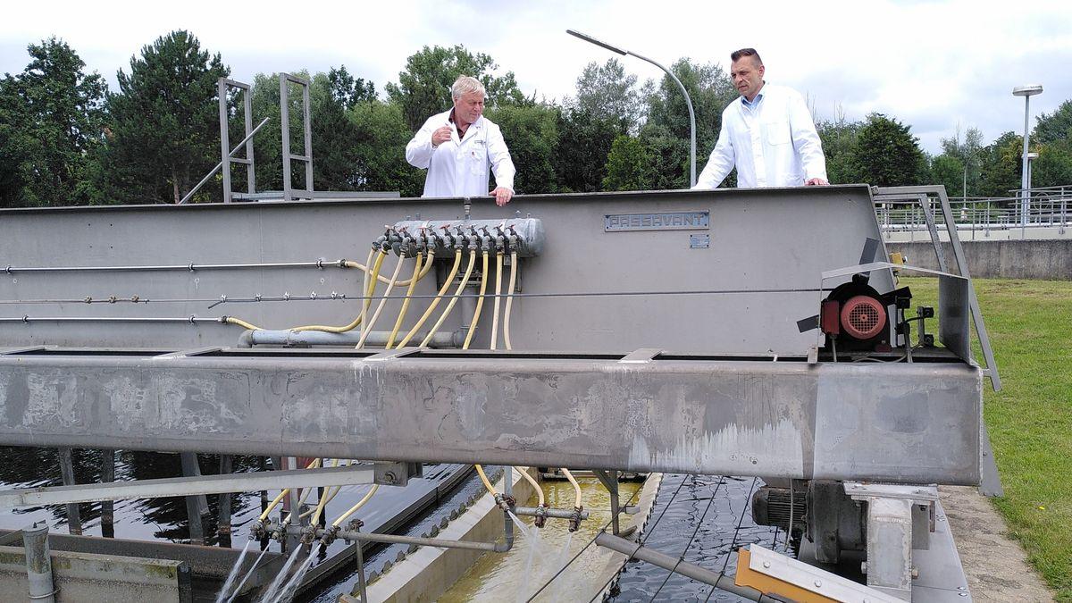 Schweinfurter Abwasser wird auf Coronaviren getestet
