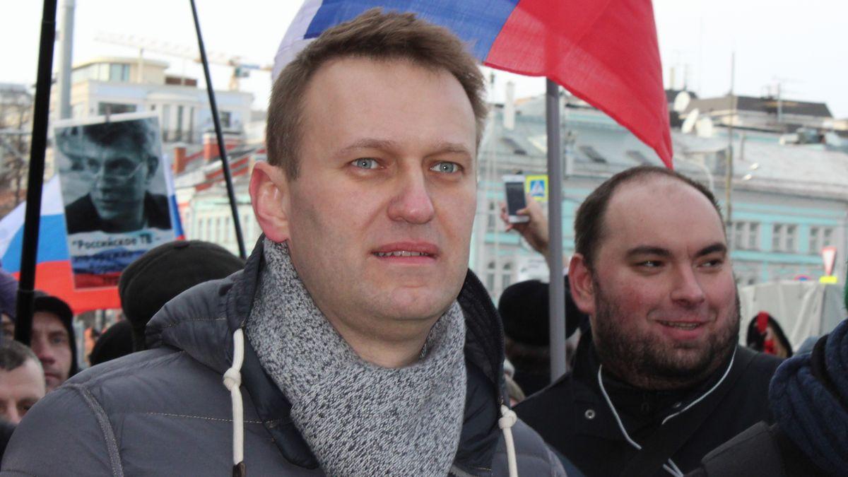 Alexej Nawalny, russischer Kreml-Kritiker