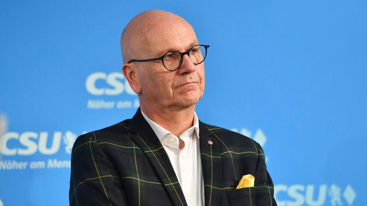 Uwe Brandl, Präsident des Deutschen Städte- und Gemeindebundes und Bürgermeister von Abensberg