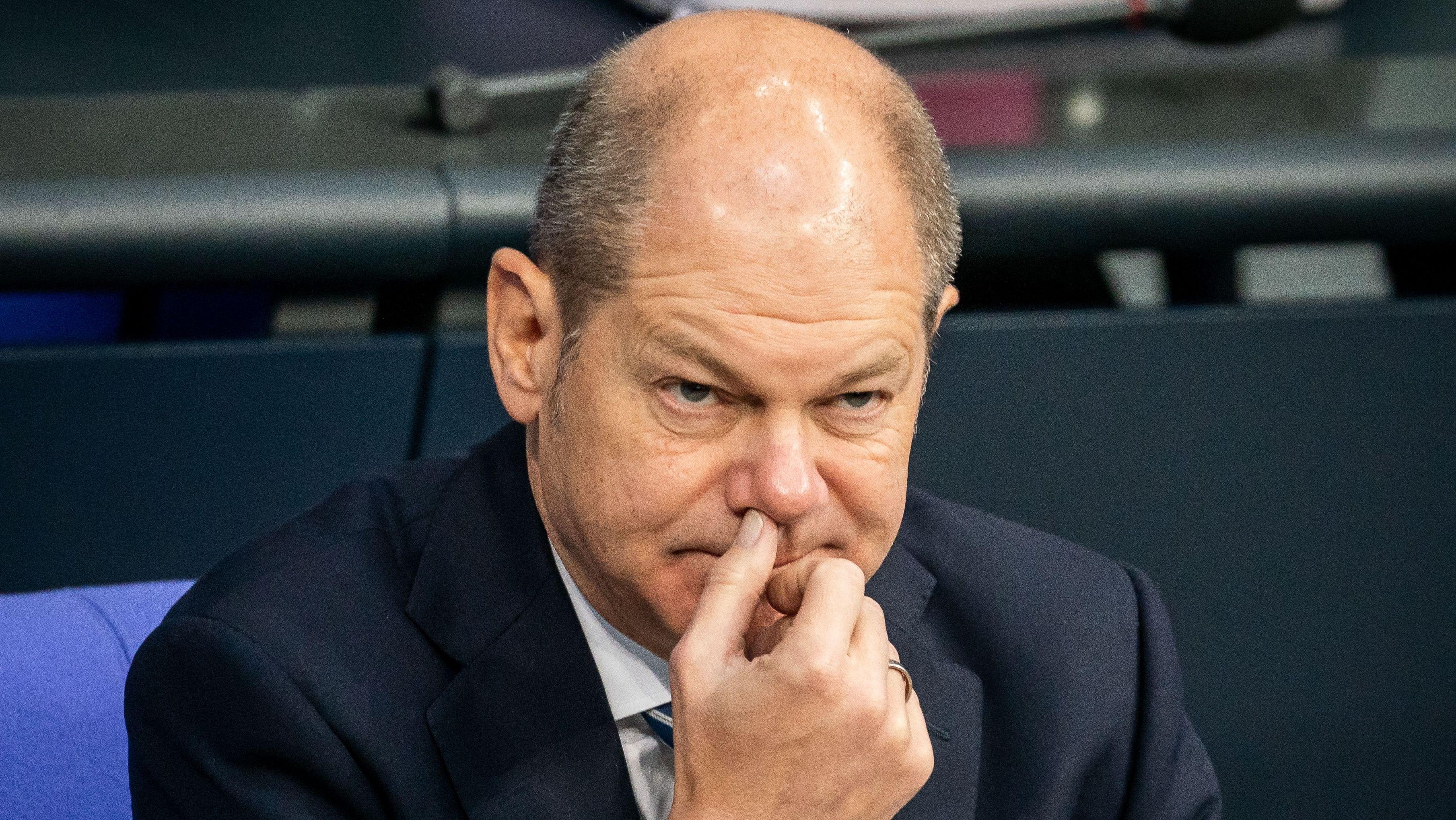Olaf Scholz (SPD), Bundesfinanzminister