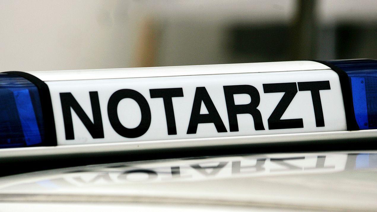 Notarzt (Symbolbild)