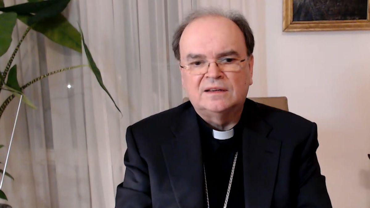 Frühe Corona-Impfung: Bischof Bertram Meier bedauert Missverständnisse