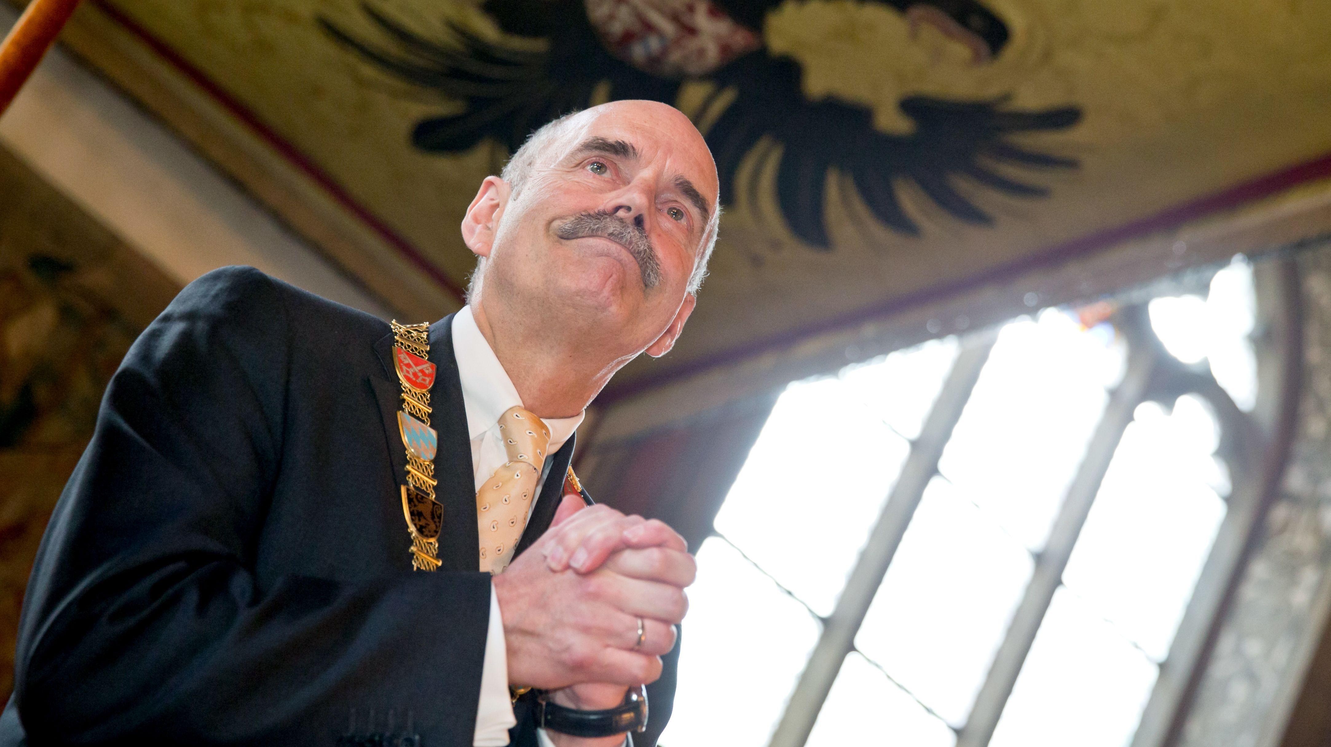 Regensburgs Ex-Oberbürgermeister Hans Schaidinger