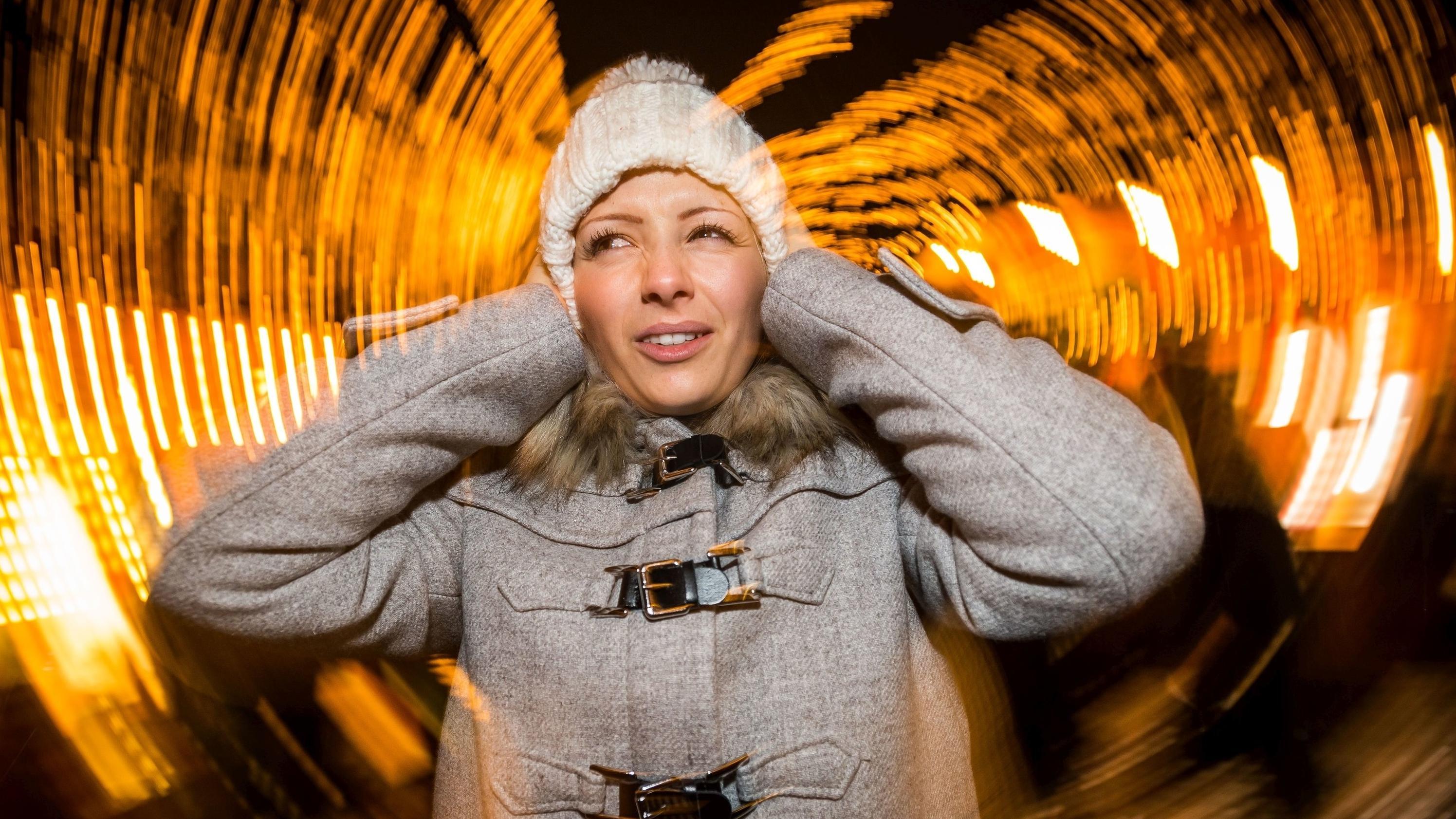 Silvesterfeuerwerk - Ohren vor Knalltrauma schützen