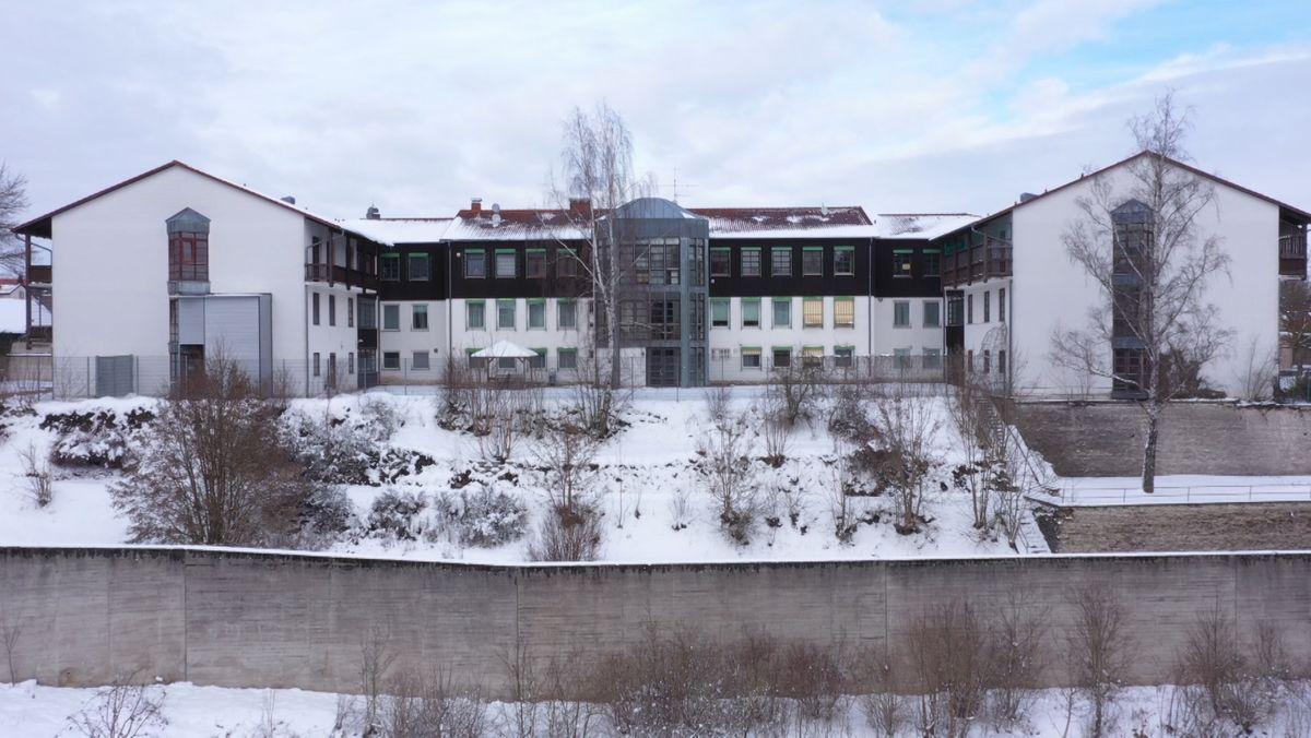 Die Klinik für Lungen- und Bronchialheilkunde in Parsberg (Lkr. Neumarkt in der Oberpfalz).