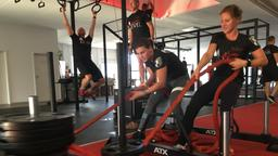 Obstaclerace-Training in Kulmbach | Bild:BR/Anja Bischof