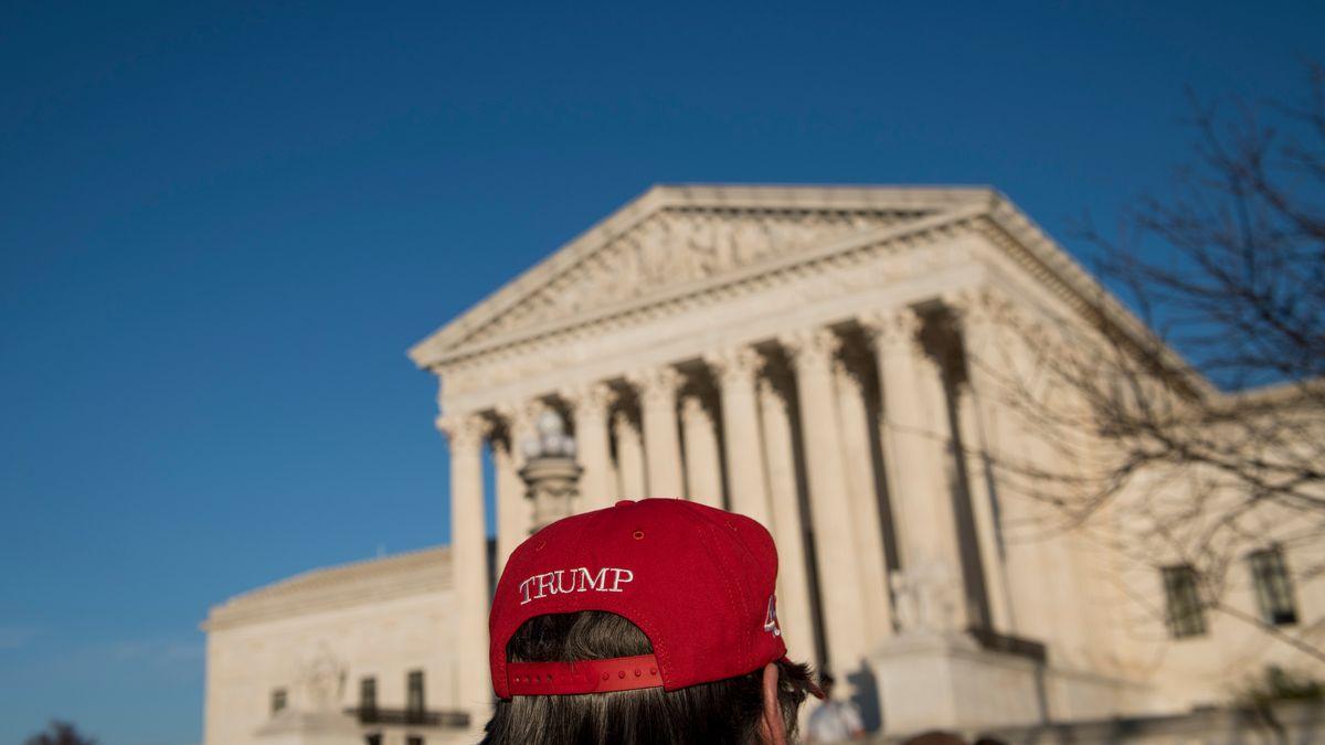 Supreme Court, Washington