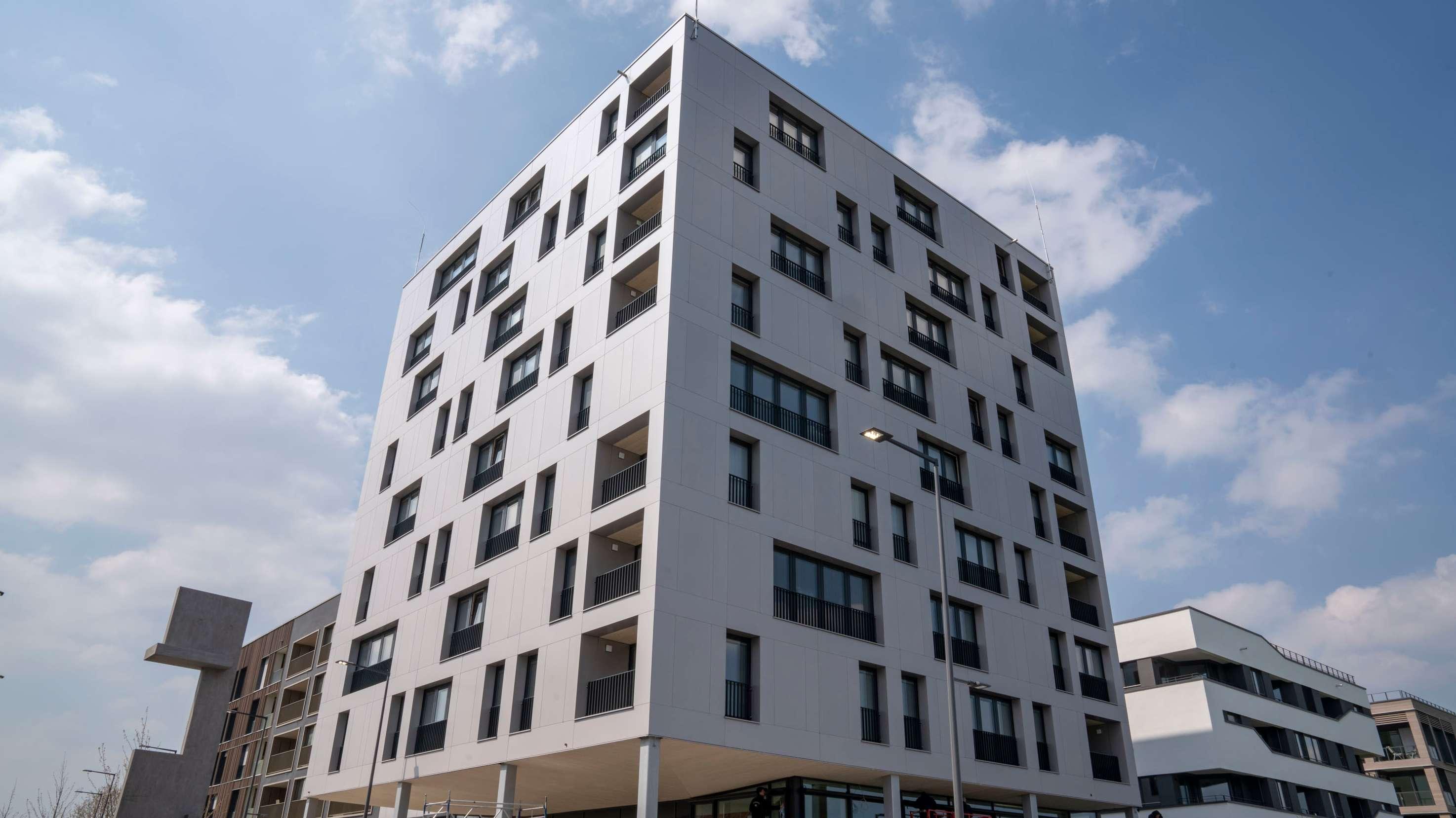 Holzhochhaus