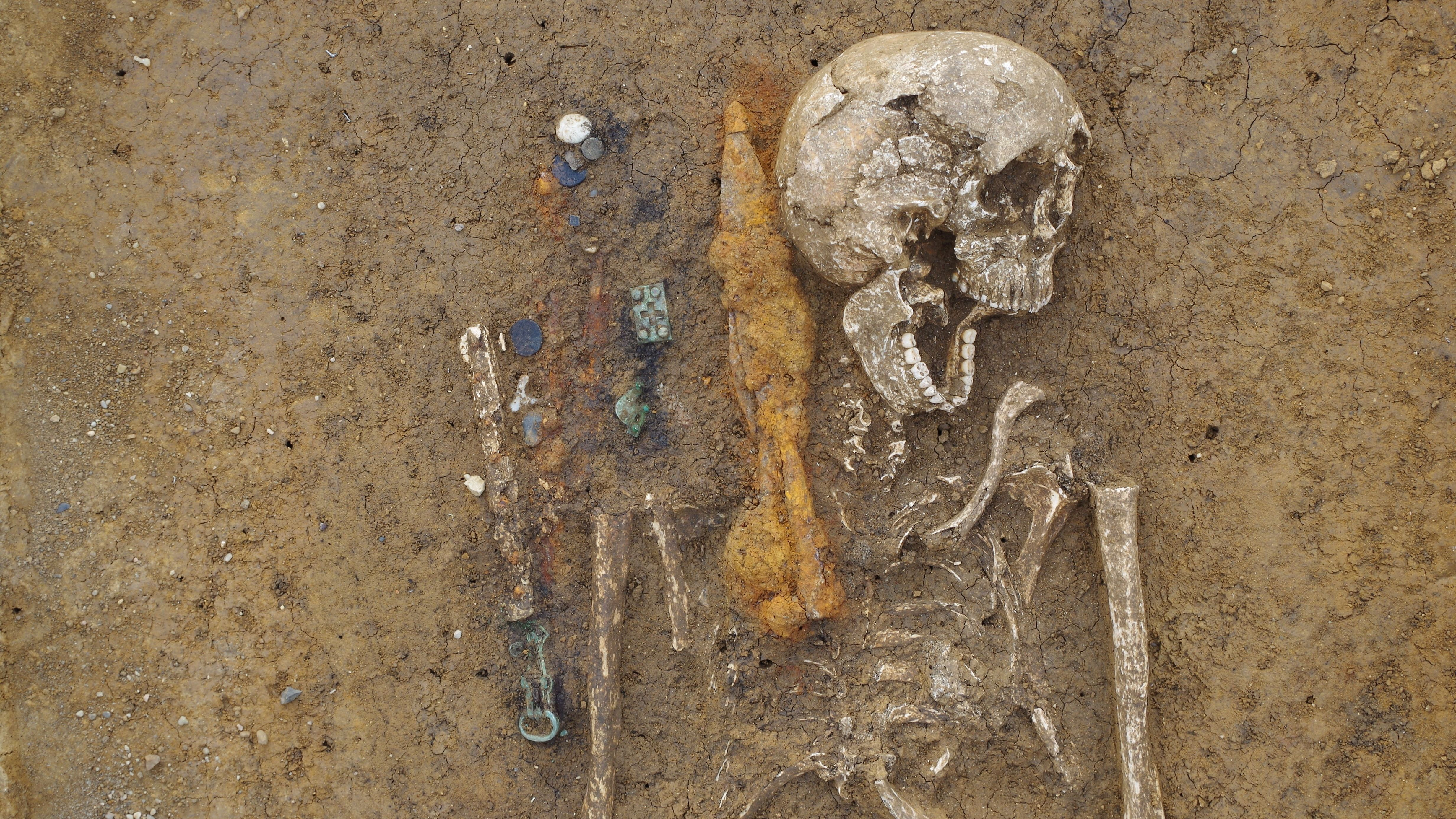 Ausgrabung in Regensburg